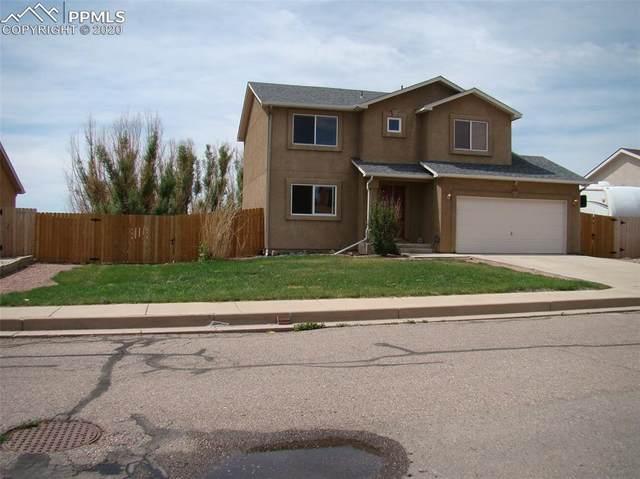 9339 Summer Meadows Drive, Colorado Springs, CO 80925 (#3725568) :: The Treasure Davis Team
