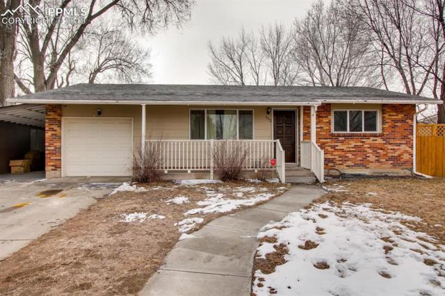 153 Harvard Street, Colorado Springs, CO 80911 (#3729601) :: Venterra Real Estate LLC