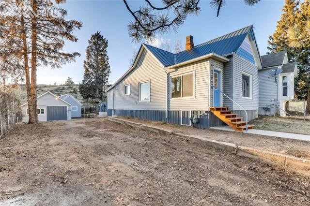 309 S Fifth Street, Victor, CO 80860 (#3730074) :: The Peak Properties Group