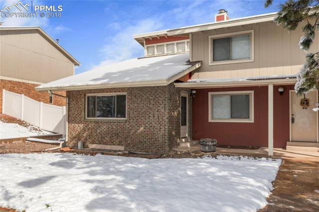 360 W Rockrimmon Boulevard A, Colorado Springs, CO 80919 (#3730880) :: Action Team Realty