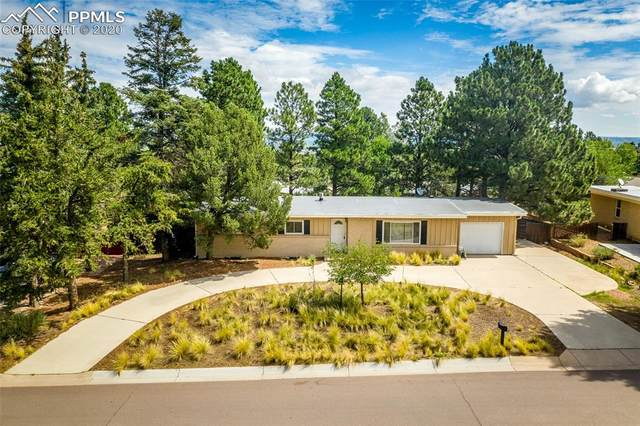 803 Orion Drive, Colorado Springs, CO 80906 (#3732624) :: Tommy Daly Home Team