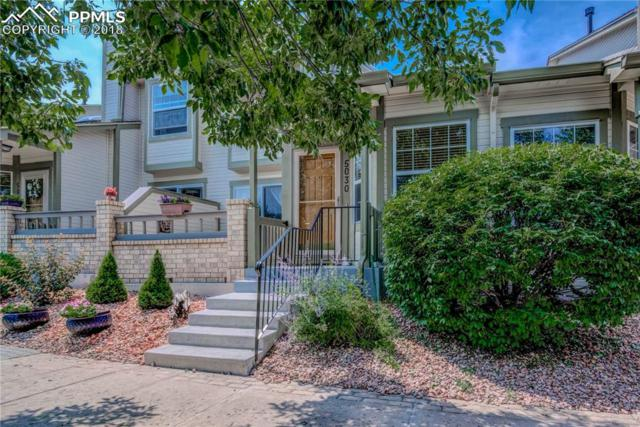 5030 Walking Horse Point, Colorado Springs, CO 80923 (#3732808) :: The Hunstiger Team