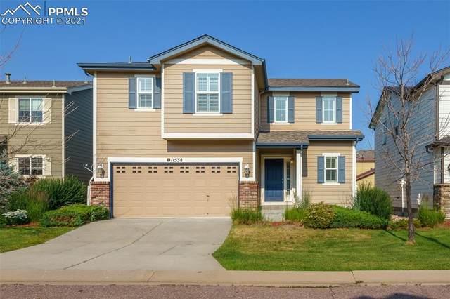 11538 Mountain Turtle Drive, Colorado Springs, CO 80921 (#3733407) :: Venterra Real Estate LLC