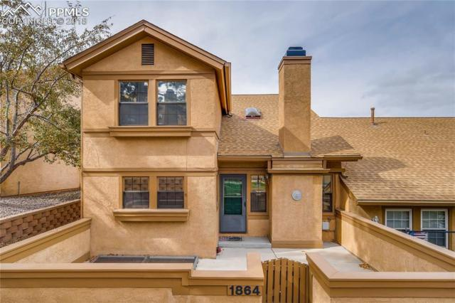 1864 Brookdale Drive, Colorado Springs, CO 80918 (#3733426) :: Action Team Realty
