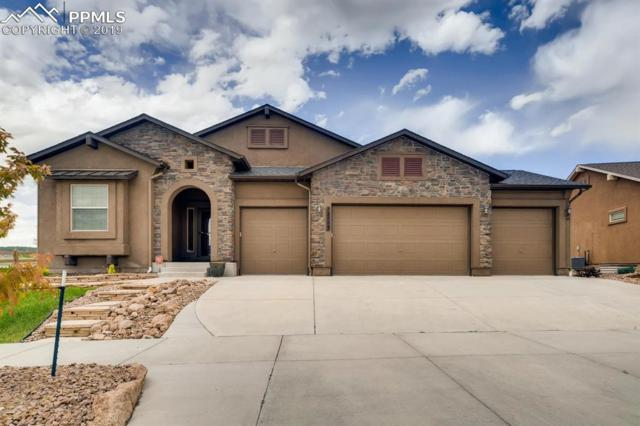 12793 Mission Meadow Drive, Colorado Springs, CO 80921 (#3734119) :: The Hunstiger Team
