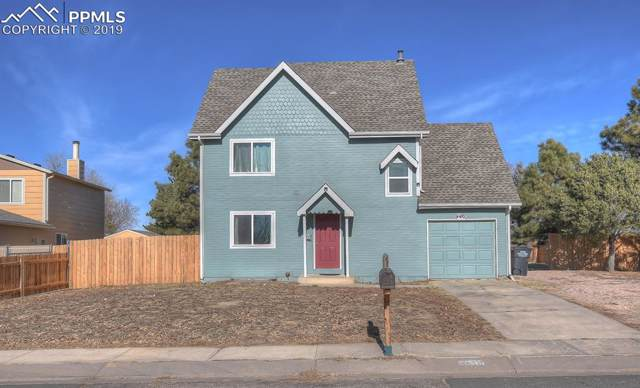 4470 Hollyridge Drive, Colorado Springs, CO 80916 (#3736770) :: The Kibler Group
