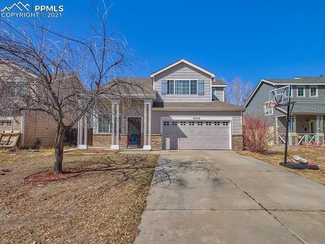4262 Gunbarrel Drive, Colorado Springs, CO 80925 (#3737297) :: Action Team Realty