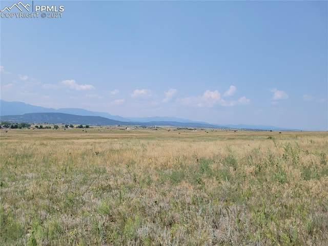 Brush Creek Drive, Colorado City, CO 81019 (#3740081) :: Venterra Real Estate LLC