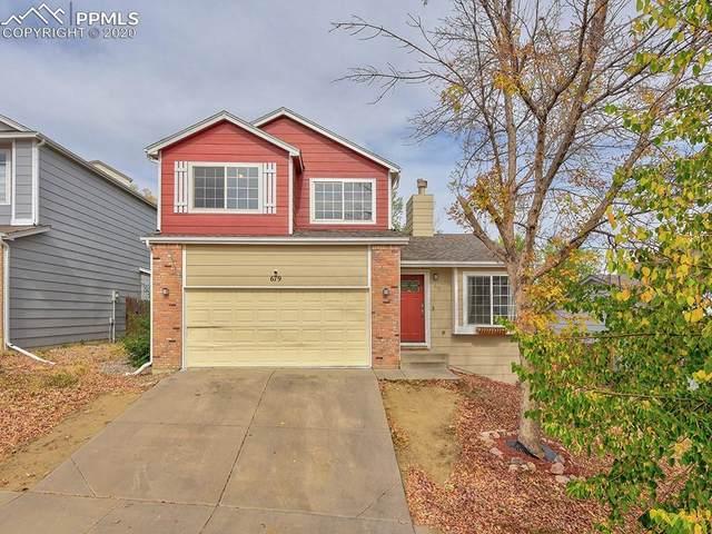 679 Welsh Circle, Colorado Springs, CO 80916 (#3742906) :: Venterra Real Estate LLC