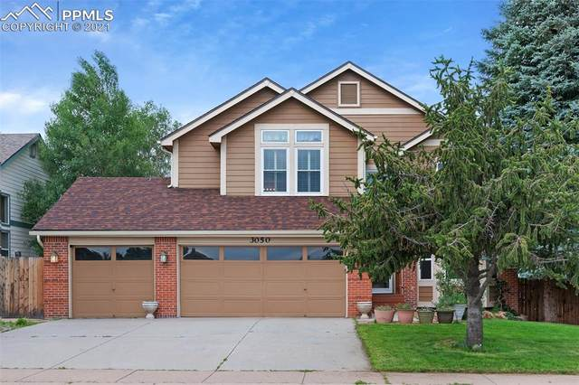 3050 Flying Horse Road, Colorado Springs, CO 80922 (#3744616) :: Tommy Daly Home Team