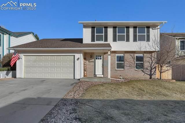 245 Lanfare Place, Colorado Springs, CO 80911 (#3745070) :: Finch & Gable Real Estate Co.