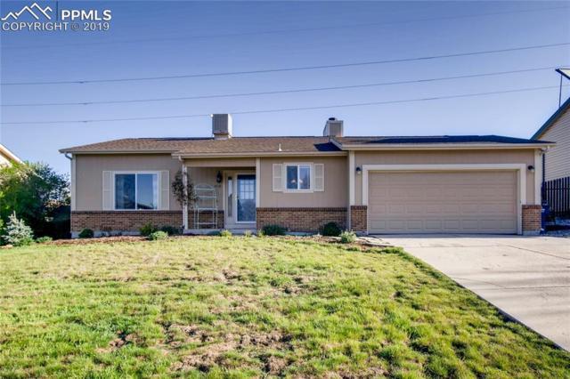 2110 N Whitehorn Drive, Colorado Springs, CO 80920 (#3745187) :: The Kibler Group