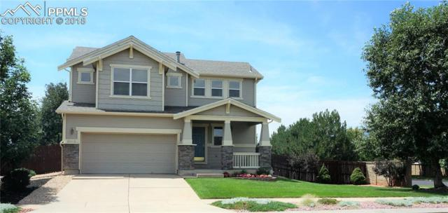 5005 Hawk Meadow Drive, Colorado Springs, CO 80916 (#3745362) :: The Treasure Davis Team