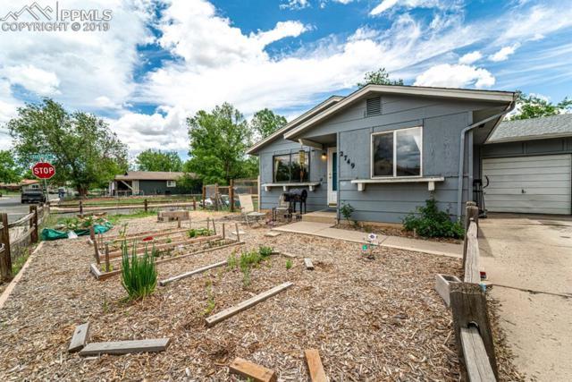 2749 Carmel Court, Colorado Springs, CO 80910 (#3747234) :: The Treasure Davis Team