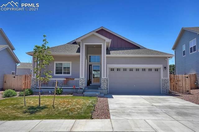 9555 Rubicon Drive, Colorado Springs, CO 80925 (#3748969) :: The Kibler Group