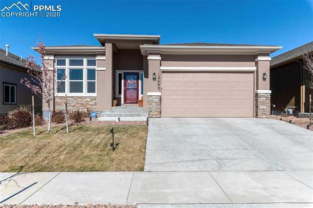 12692 Stone Valley Drive, Peyton, CO 80831 (#3748979) :: The Kibler Group