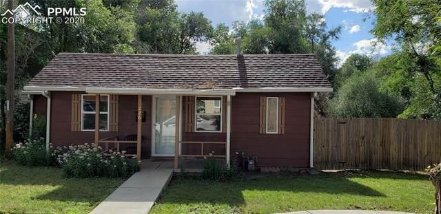 226 N Arcadia Street, Colorado Springs, CO 80903 (#3750740) :: The Scott Futa Home Team