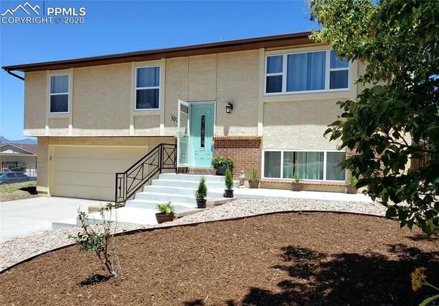 5010 N Splitrail Drive, Colorado Springs, CO 80917 (#3751351) :: Fisk Team, RE/MAX Properties, Inc.