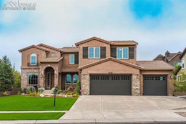 4938 Rainbow Gulch Trail, Colorado Springs, CO 80924 (#3752350) :: Action Team Realty