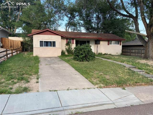 213 Sumac Drive, Colorado Springs, CO 80911 (#3754917) :: Dream Big Home Team   Keller Williams