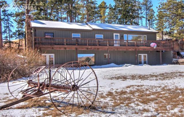 15865 Pine Lake Drive, Sedalia, CO 80135 (#3755709) :: 8z Real Estate