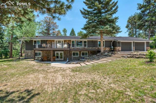 18965 Birchwood Way, Monument, CO 80132 (#3756516) :: Finch & Gable Real Estate Co.