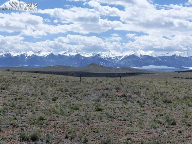 TBD Fawn Street, Westcliffe, CO 81252 (#3757565) :: Finch & Gable Real Estate Co.