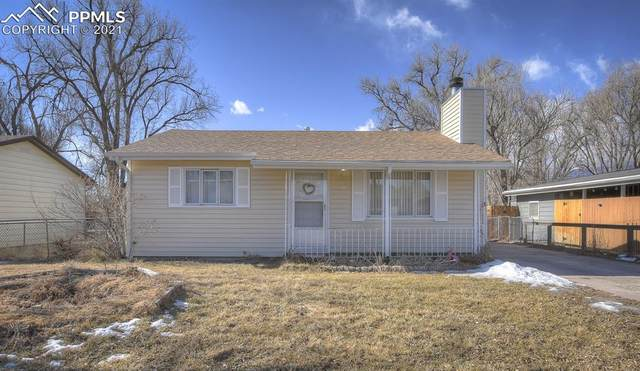 114 Hayes Drive, Colorado Springs, CO 80911 (#3759894) :: The Dixon Group