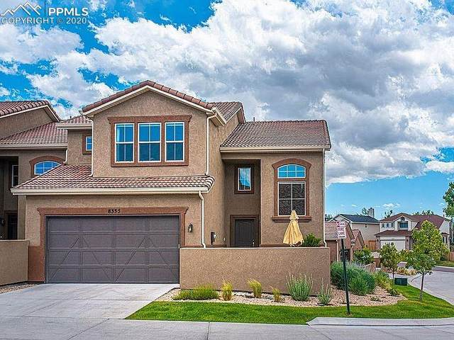 8335 Grand Peak Summit View, Colorado Springs, CO 80920 (#3760398) :: The Treasure Davis Team