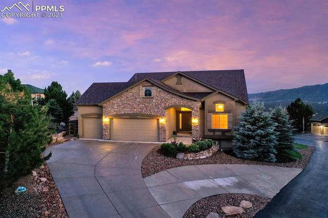 1441 Fieldwood Court, Colorado Springs, CO 80921 (#3763925) :: Action Team Realty