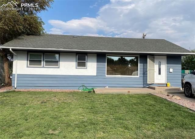 1628 Cedarwood Lane, Pueblo, CO 81005 (#3765465) :: Fisk Team, eXp Realty