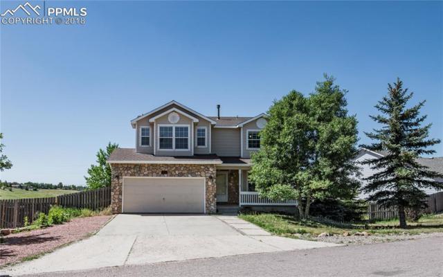 845 Circle Road, Palmer Lake, CO 80133 (#3765595) :: Fisk Team, RE/MAX Properties, Inc.
