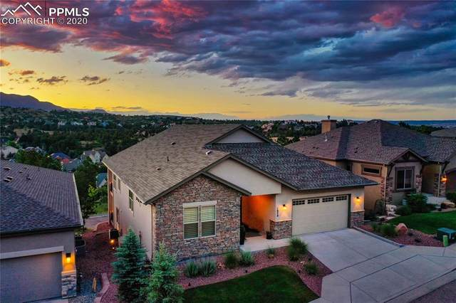 1970 Safe Harbor Court, Colorado Springs, CO 80919 (#3767325) :: Tommy Daly Home Team