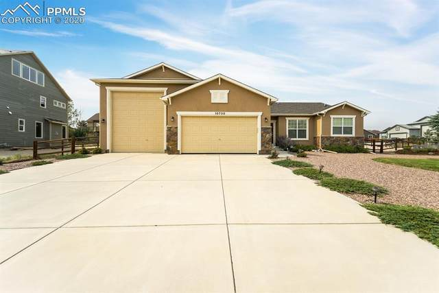 10730 Greenbelt Drive, Peyton, CO 80831 (#3772031) :: The Kibler Group
