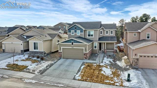 2589 Lake Of The Rockies Drive, Monument, CO 80132 (#3778402) :: HomeSmart