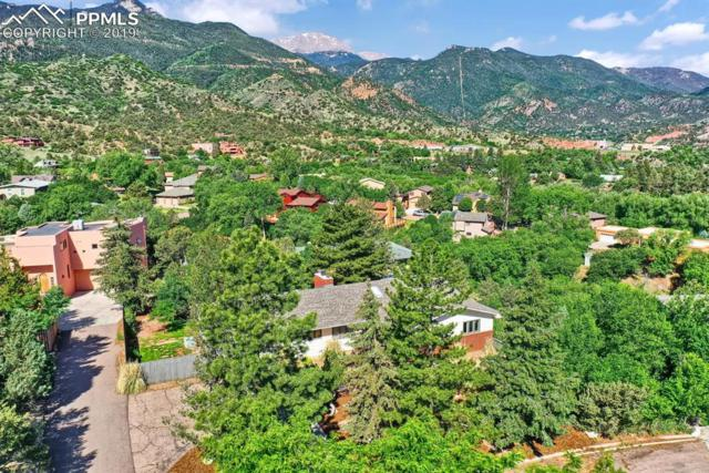 164 Clarksley Road, Manitou Springs, CO 80829 (#3780614) :: Action Team Realty