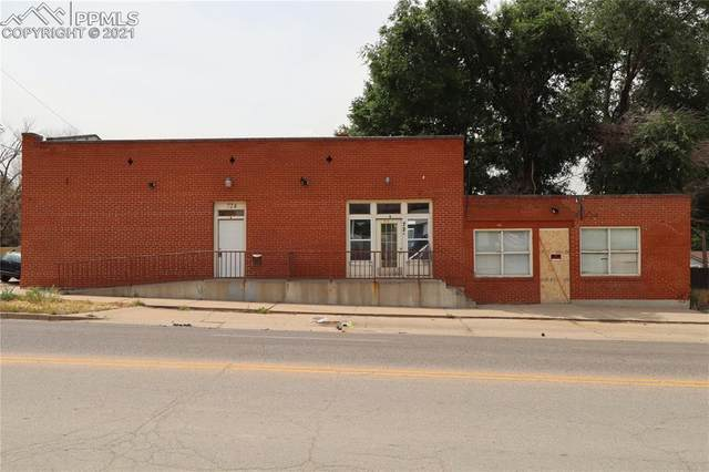 724 E 8th Street, Pueblo, CO 81001 (#3784203) :: The Dixon Group