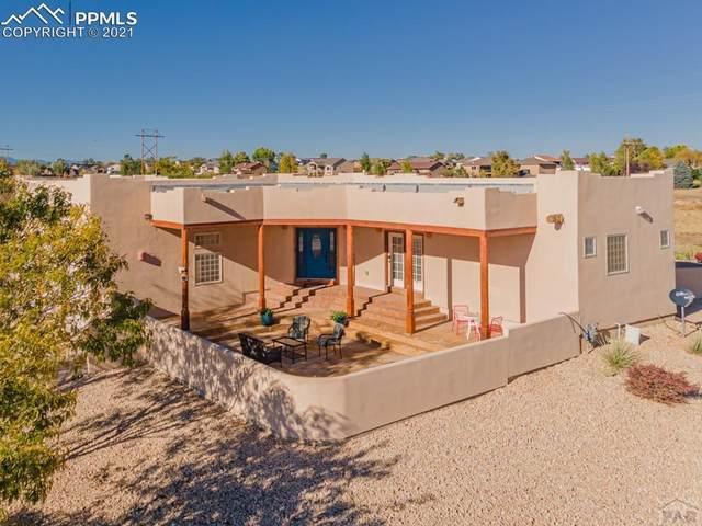 1266 S Alta Hacienda Drive, Pueblo West, CO 81007 (#3786640) :: The Kibler Group