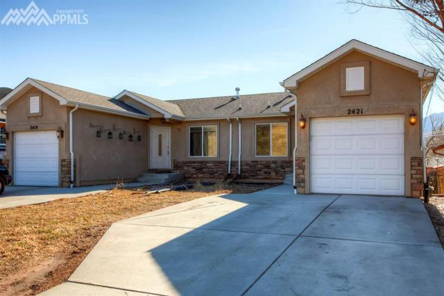 2421 W Cache La Poudre Street, Colorado Springs, CO 80904 (#3787197) :: 8z Real Estate
