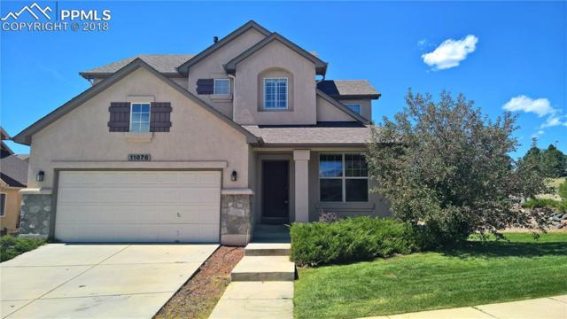 11876 Blueridge Drive, Colorado Springs, CO 80921 (#3787550) :: The Kibler Group