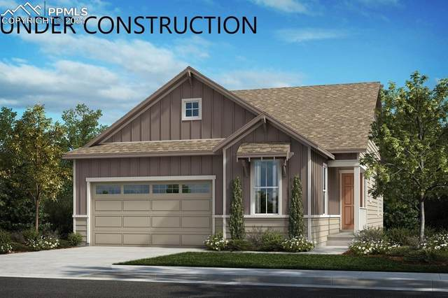 6335 Stablecross Trail, Castle Pines, CO 80108 (#3789688) :: Action Team Realty