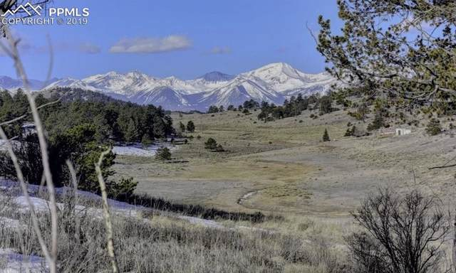 3 Camp Drive, Westcliffe, CO 81252 (#3790790) :: Action Team Realty