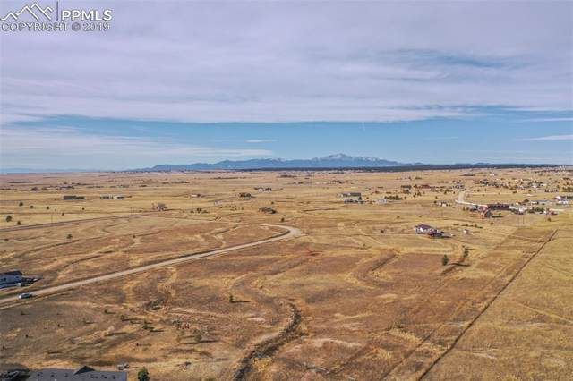 16180 Sarita Circle, Peyton, CO 80831 (#3793215) :: The Treasure Davis Team