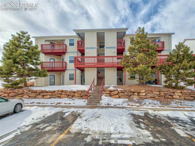 443 S First Street #11, Cripple Creek, CO 80813 (#3793513) :: The Gold Medal Team with RE/MAX Properties, Inc
