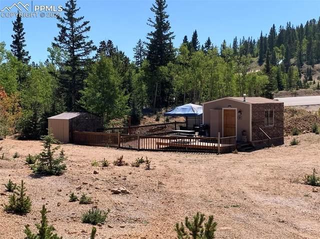 9648 Highway 67, Cripple Creek, CO 80813 (#3793543) :: Simental Homes | The Cutting Edge, Realtors