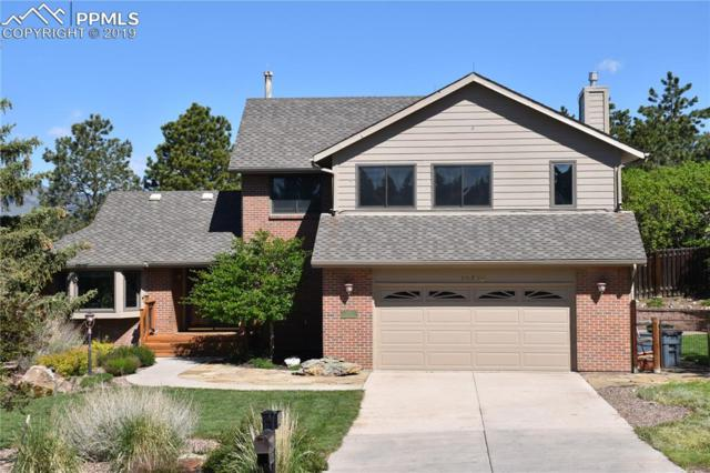 14710 Cherry Hills Place, Colorado Springs, CO 80921 (#3793655) :: Tommy Daly Home Team