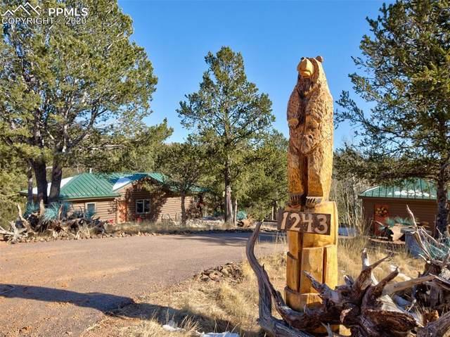 1243 Fairview Drive, Cripple Creek, CO 80813 (#3793671) :: 8z Real Estate
