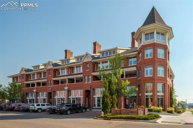 201 E Las Animas Street #207, Colorado Springs, CO 80903 (#3795750) :: The Kibler Group