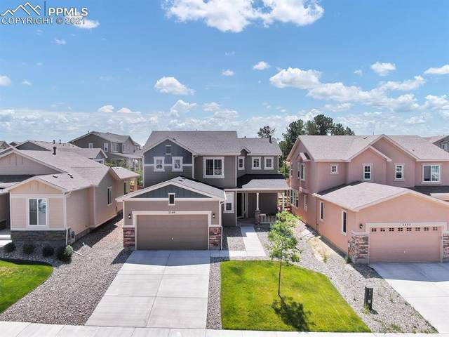2589 Lake Of The Rockies Drive, Monument, CO 80132 (#3796055) :: Springs Home Team @ Keller Williams Partners
