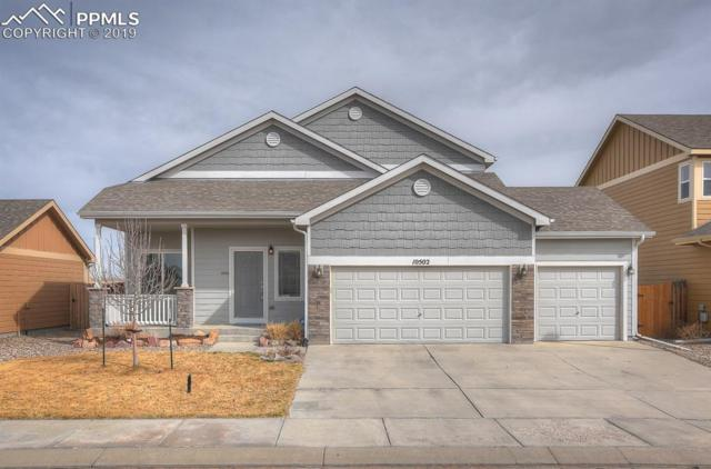 10502 Silver Stirrup Drive, Colorado Springs, CO 80925 (#3797110) :: Tommy Daly Home Team
